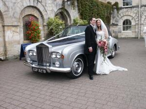 wedding cars leed